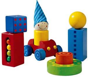 ترخیص کار اسباب بازی کودکان معلول ذهنی