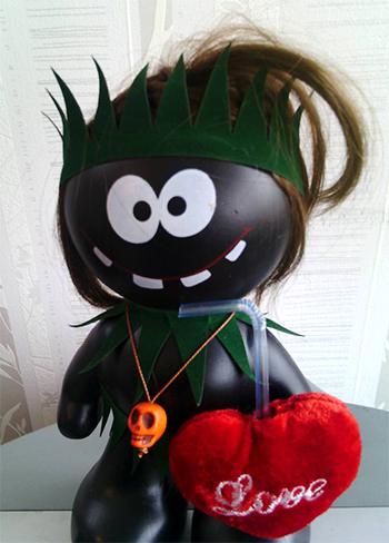 فروش عمده عروسک جنگلی