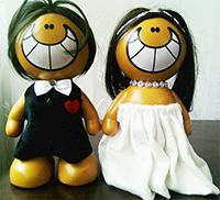 عمده فروشی عروسک عروس و داماد برای کودکان