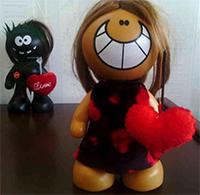 خرید کلی عروسک های متنوع
